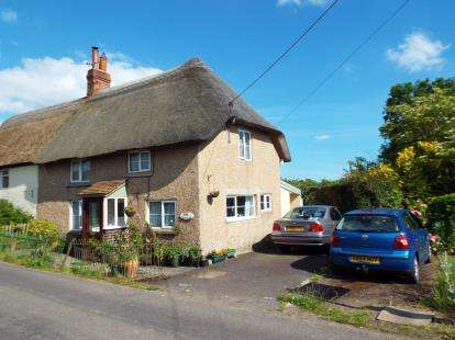 2 Bedrooms Semi Detached House for sale in Martock