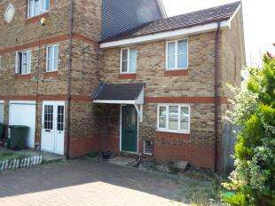 3 Bedrooms End Of Terrace House for sale in Redbourne Drive, London