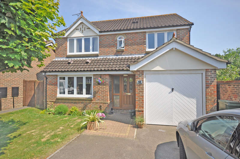 4 Bedrooms Detached House for sale in Pochard Way, Great Notley, Braintree, CM77
