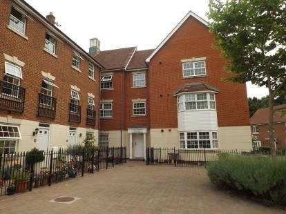2 Bedrooms Flat for sale in Kesgrave, Ipswich