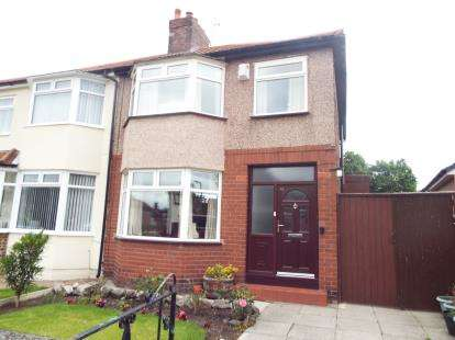 3 Bedrooms Semi Detached House for sale in Sandown Road, Wavertree, Liverpool, Merseyside, L15