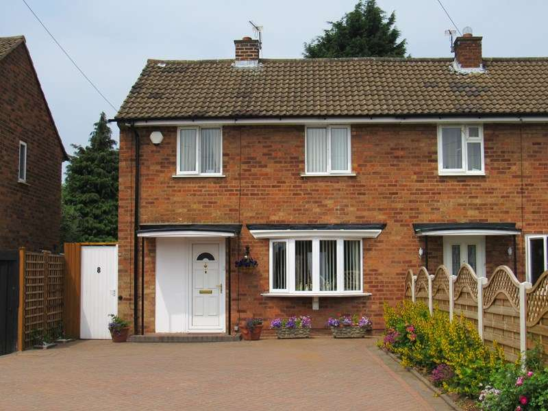 2 Bedrooms End Of Terrace House for sale in Arlescote Road, Solihull