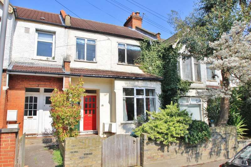 2 Bedrooms Ground Maisonette Flat for sale in Tankerton Road, Surbiton
