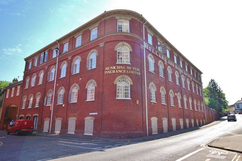 1 Bedroom Flat for sale in Anchor Quay, Norwich