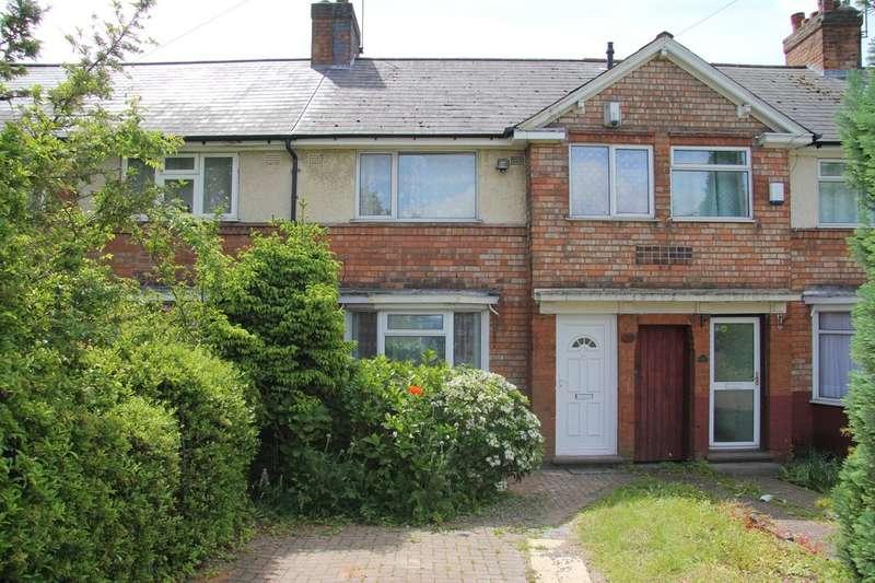 4 Bedrooms Terraced House for rent in Quinton Road, Harborne, B17
