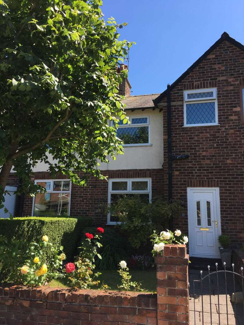 2 Bedrooms Terraced House for sale in Lorne Street, Lytham.