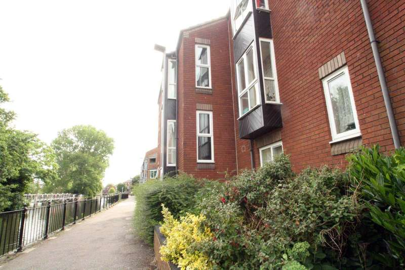 1 Bedroom Flat for sale in Arthur Place, Reading