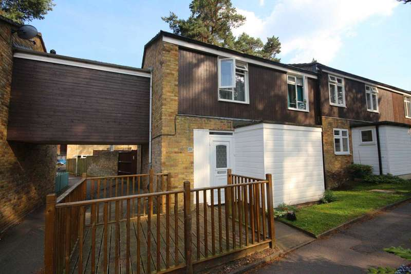 3 Bedrooms End Of Terrace House for sale in Bucklebury, Bracknell