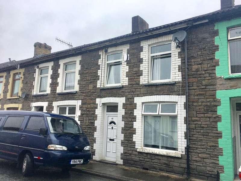 3 Bedrooms Terraced House for sale in Coedpenmaen Road, Pontypridd