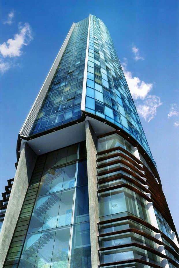 2 Bedrooms Apartment Flat for sale in West Tower, 8 Brook Street, Liverpool