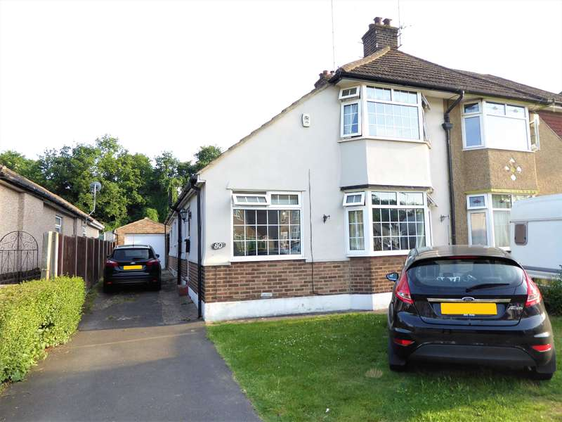 3 Bedrooms Semi Detached House for sale in Merewood Road, Barnehurst, Kent, DA7 6PQ