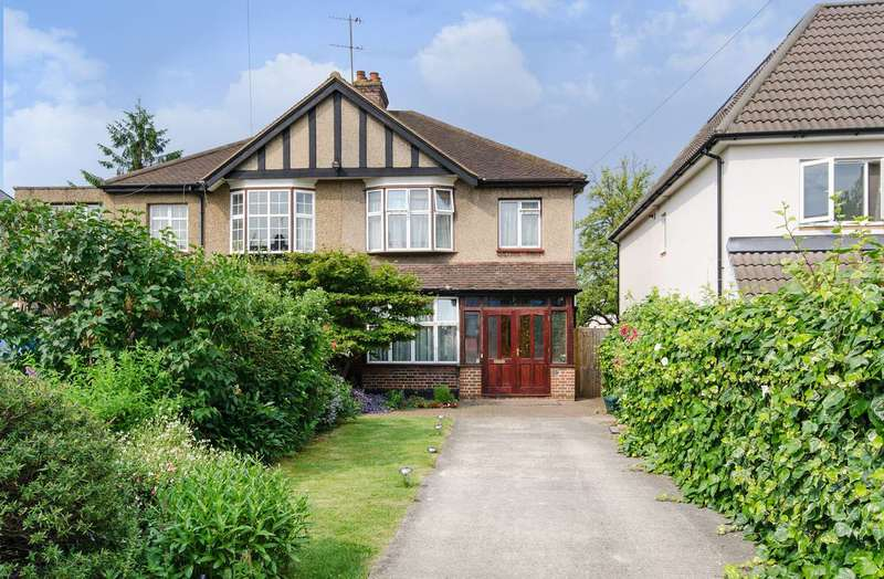 3 Bedrooms Semi Detached House for sale in Corbins Lane, South Harrow, HA2