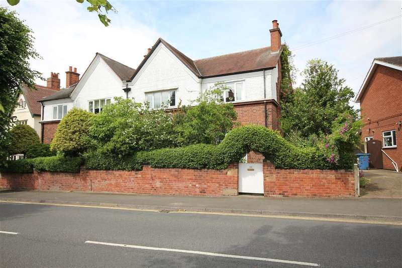 4 Bedrooms Semi Detached House for sale in The Birches, 53 Wharncliffe Road, Ilkeston