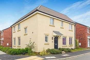 3 Bedrooms House for sale in Damselfly Road, Dragonfly Meadows, Northampton, NN4 9ES