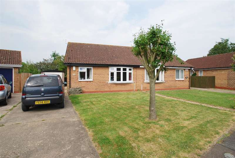 2 Bedrooms Bungalow for sale in Hastings Drive, Wainfleet