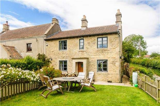 3 Bedrooms Semi Detached House for sale in Dunkerton, BATH, Somerset, BA2 8BB