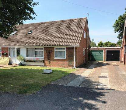 3 Bedrooms Bungalow for sale in Titchfield Common, Fareham, Hants