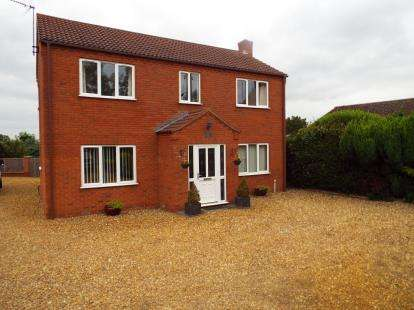 5 Bedrooms Detached House for sale in Outwell, Wisbech, Norfolk
