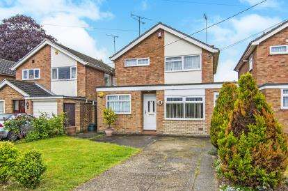 3 Bedrooms Detached House for sale in Broomfield Road, Chelmsford, Essex