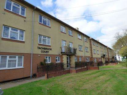 2 Bedrooms Flat for sale in Tachbrook Court, Tachbrook Road, Leamington Spa