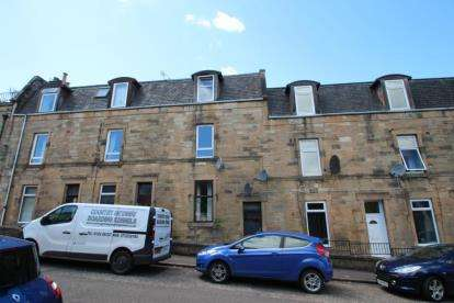 1 Bedroom Flat for sale in Griffiths Street, Falkirk