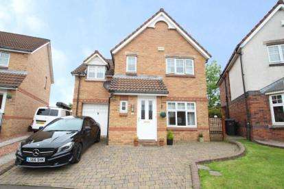 3 Bedrooms Detached House for sale in Nethergreen Wynd, Renfrew