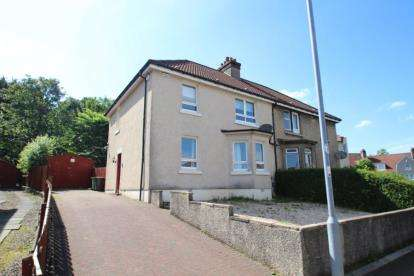 3 Bedrooms Semi Detached House for sale in Bellfield Crescent, Barrhead