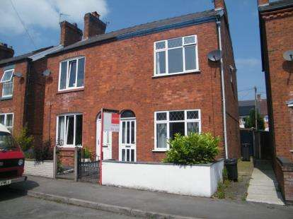 3 Bedrooms Semi Detached House for sale in Gladstone Street, Winsford, Cheshire