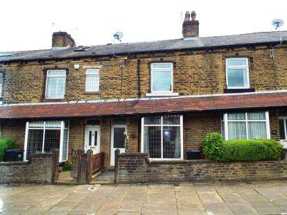 2 Bedrooms Terraced House for sale in Dudwell Lane, Halifax, West Yorkshire