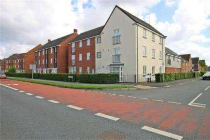 2 Bedrooms Flat for sale in Pinehurst Walk, Boston Boulevard, Great Sankey, Warrington