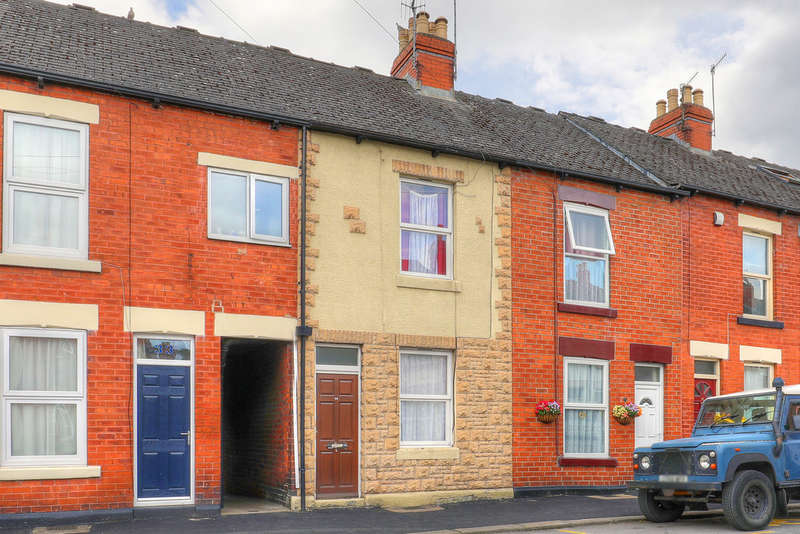 2 Bedrooms Terraced House for sale in 35 Rydal Road, Norton Hammer, S8 0UR