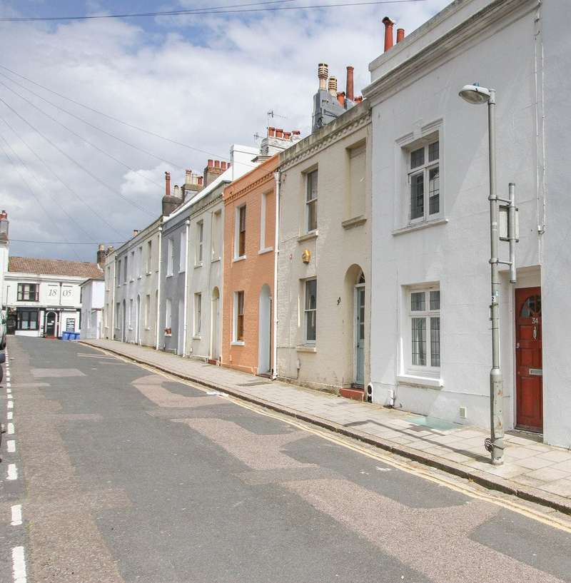 5 Bedrooms Town House for sale in Guildford Street, Brighton