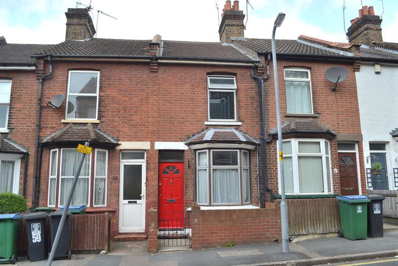 2 Bedrooms Terraced House for sale in Sandown Road, Watford