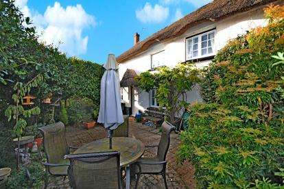 4 Bedrooms Semi Detached House for sale in Bowd, Sidmouth, Devon