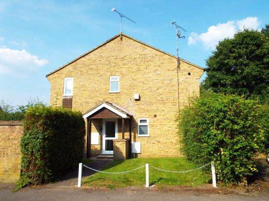 1 Bedroom Maisonette Flat for sale in Bisley, Woking, Surrey