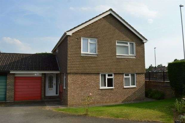4 Bedrooms Detached House for sale in Millbank, Ecton Brook, Northampton NN3 5HJ