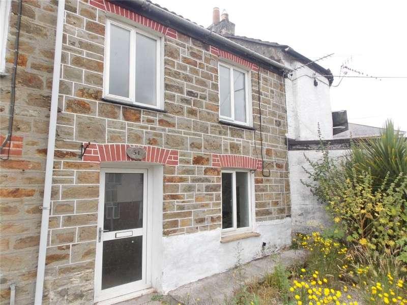2 Bedrooms Terraced House for sale in Fore Street, St Blazey, Par