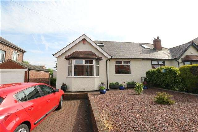 3 Bedrooms Semi Detached Bungalow for sale in Moorhouse Road, Carlisle, Cumbria, CA2 7LU