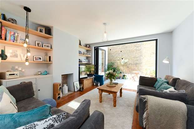 2 Bedrooms Flat for sale in Herne Hill Road, Herne Hill