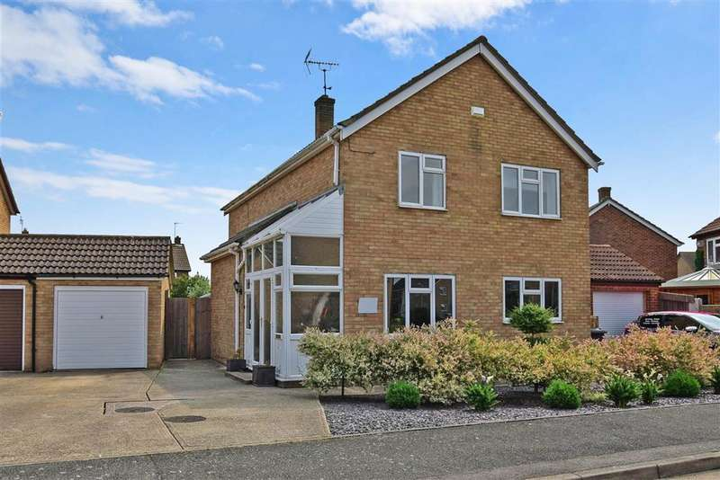 4 Bedrooms Detached House for sale in Peartree Road, Broomfield, Herne Bay, Kent