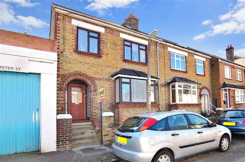 3 Bedrooms Semi Detached House for sale in St. Peter Street, Rochester, Kent