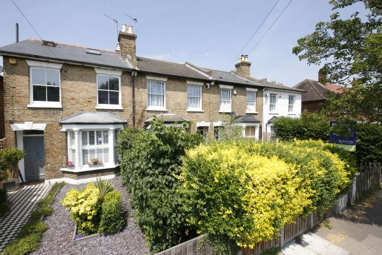 2 Bedrooms Terraced House for sale in Taunton Road Lee SE12