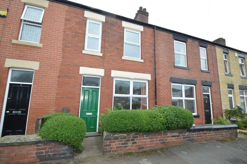 2 Bedrooms Terraced House for sale in Stanley Street, Prestwich, Manchester, M25