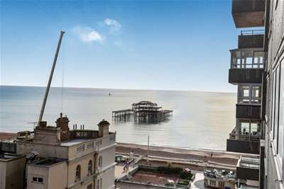 2 Bedrooms Flat for rent in Bedford Towers, Brighton