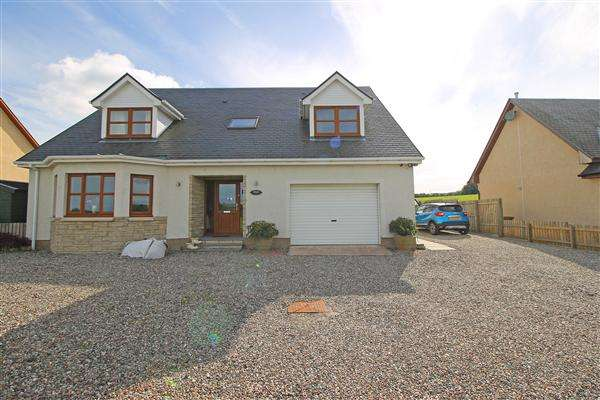 4 Bedrooms Detached Villa House for sale in Bore Row, Plean, Stirling