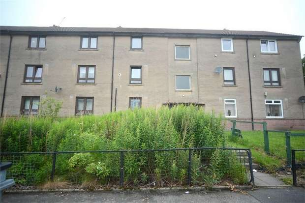 2 Bedrooms Flat for sale in Willowpark Crescent, Aberdeen