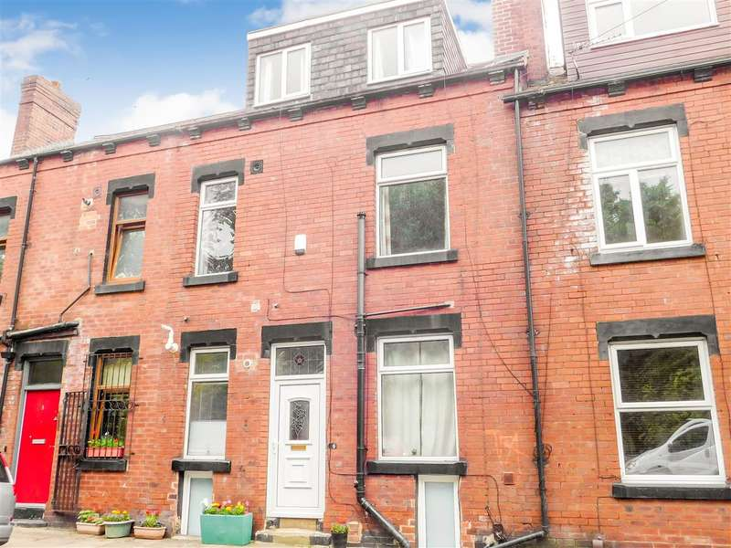 3 Bedrooms Terraced House for sale in Station Parade, Kirkstall