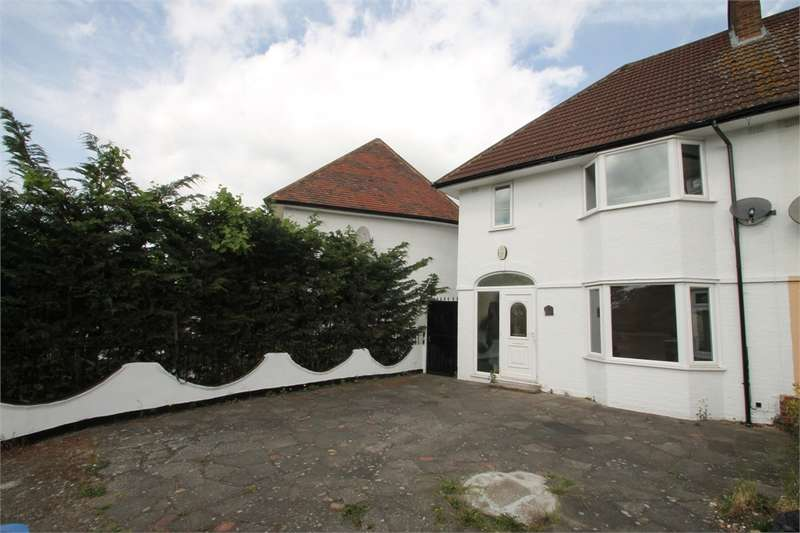 3 Bedrooms End Of Terrace House for sale in Brookside Gardens, EN1