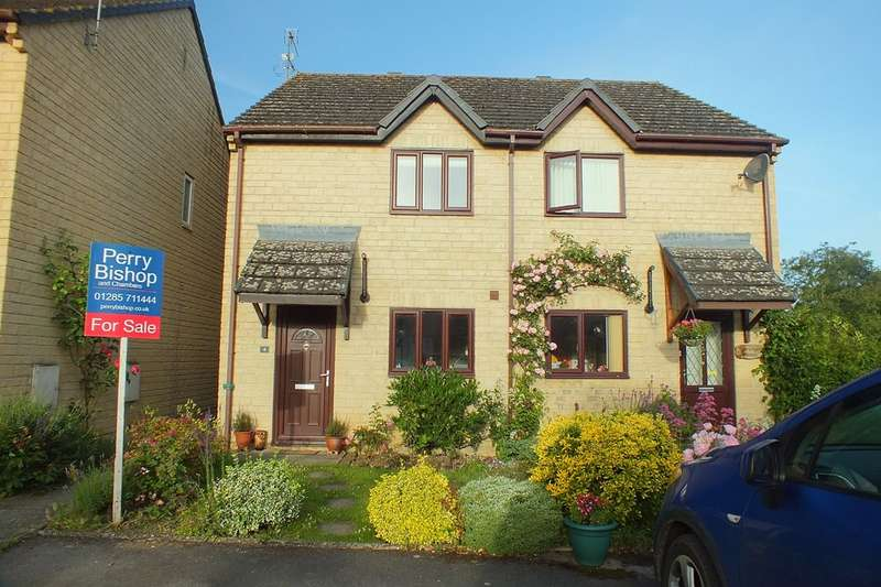 3 Bedrooms Semi Detached House for sale in Kempsford