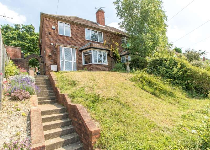 2 Bedrooms Semi Detached House for sale in PURLEY